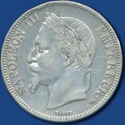 40.110.10.430: Europa - Frankreich - Königreich - 2. Kaiserreich, 1852-1870