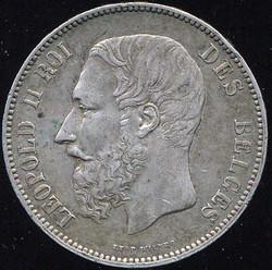 40.40.120.20: Europa - Belgien - Königreich Belgien - Leopold II., 1831 - 1865