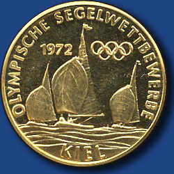 90.10.100: Thematische Medaillen - Themen - Olympiade