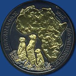 50.310: Afrika - Ruanda
