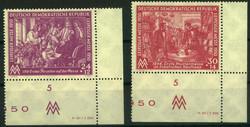 1380: DDR - Bogenränder / Ecken