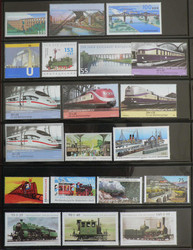 861500: Fahrzeuge, Eisenbahn, Dampfloks