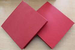 5625: Sweden - Supplies: pre-printed albums