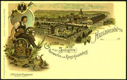 100: Altdeutschland Württemberg - Privatganzsachen