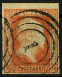 80: Altdeutschland Preussen - Stempel