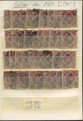 100: Altdeutschland Württemberg - Engros