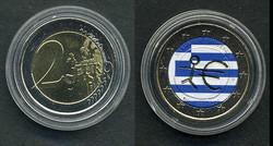 40.140.10.30: Europa - Griechenland - Euro Münzen  - Sonderprägungen