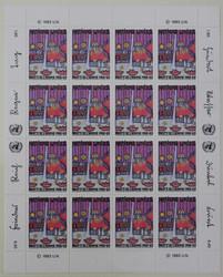 6580: UNO Genf - Sammlungen