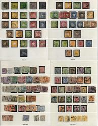 7999: Altdeutschland Württemberg - Sammlungen