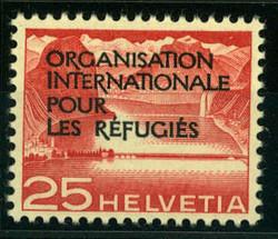 5695: Schweiz Internationale Flüchtlingsorganisation OIR