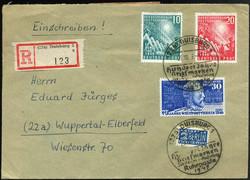 212012: Postgeschichte, Briefmarken, 100 Jahre Briefmarken