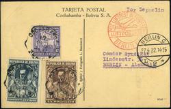 1905: Bolivien -