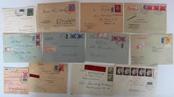 1420: Bundesrepublik Deutschland - Briefe Posten