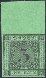 10: Altdeutschland Baden - Neudrucke