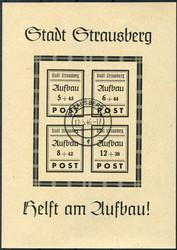 1195: Deutsche Lokalausgabe Strausberg