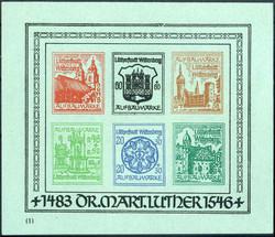 1260: Deutsche Lokalausgabe Wittenberg