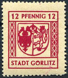 940: Deutsche Lokalausgabe Görlitz