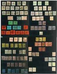 7161: Sammlungen und Posten Italien mit Gebieten - Lot