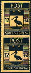 1190: Deutsche Lokalausgabe Storkow