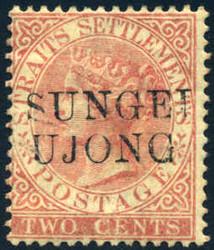 4325: Malaiische Staaten Sungei Ujong