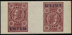 1810: Belgien - Telefonbilett