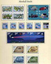 4395: Marshall Inseln - Sammlungen