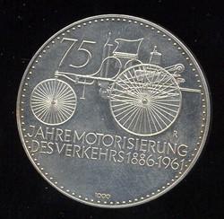 90.10.20: Thematische Medaillen - Themen - Automobile