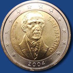 40.430.10.30: Europa - San Marino - Euro Münzen  - Sonderprägungen