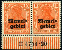 345: Memel -