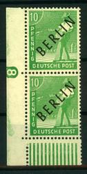 1360: Berlin - Sheet margins / corners