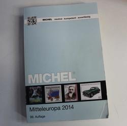 8720: Michel Kataloge Europa