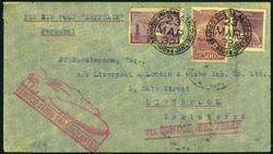 1935: Brasilien -