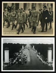 7750: Sammlungen und Posten III.Reich-Propaganda - Briefe Posten