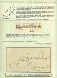 80: Altdeutschland Preussen - Briefe Posten