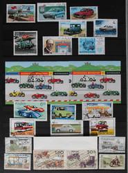 8610: Fahrzeuge, Autos