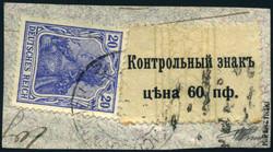395: Deutsche Besetzung I. WK 10. Armee
