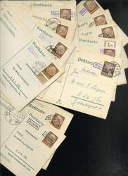 345: Memel - Briefe Posten