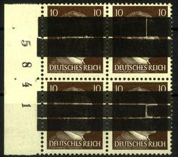 780: Deutsche Lokalausgabe Barsinghausen - Zusammendrucke
