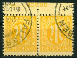 1305: Bizone - Bogenränder / Ecken