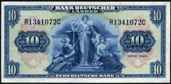 110.80.40: Banknoten - Deutschland - BRD
