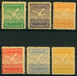 880: Deutsche Lokalausgabe Falkensee
