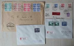2035: Campione - Briefe Posten