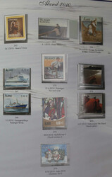 1610: Aland - Sammlungen