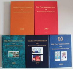 1420: Bundesrepublik Deutschland - Lot Nominale