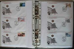4480: Monaco - Briefe Posten