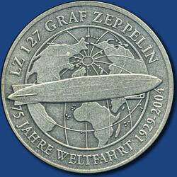 90.10.70: Thematische Medaillen - Themen - Luftfahrt