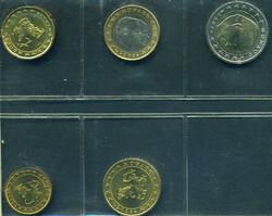 40.340.10.10: Europa - Monaco - Euro Münzen - Münzsätze