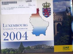 40.270.10.10: Europa - Luxemburg - Euro Münzen - Münzsätze