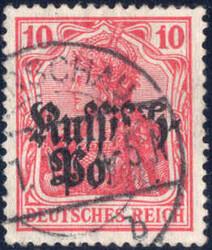 400: Deutsche Besetzung I. WK Polen
