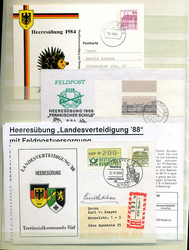 485010: Militär, Bundeswehr